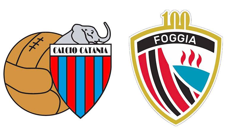 Catania-Foggia, ultima gara del girone d'andata