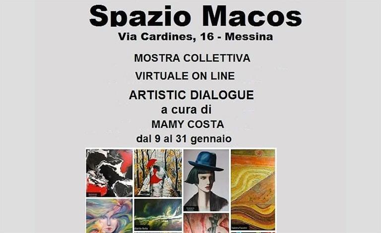 """Spazio Macos presenta """"Artistic dialogue"""""""