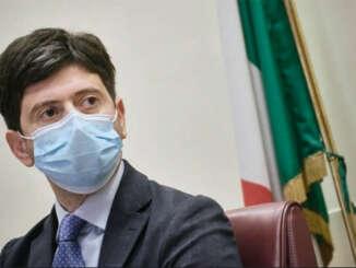 Ministro Speranza, Sicilia torna arancione