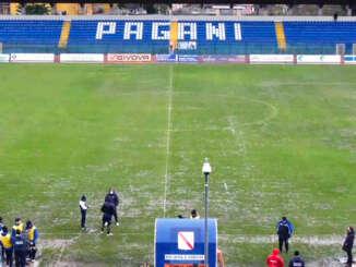 Paganese-Catania, recupero il 10 febbraio