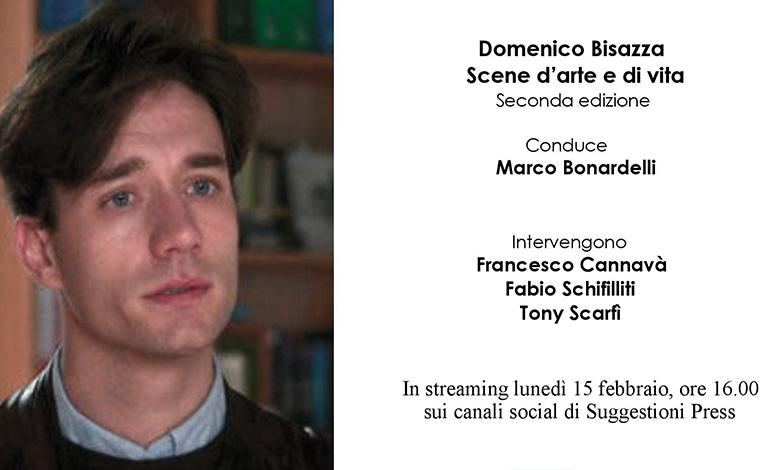 Tributo all'attore Domenico Bisazza in streaming