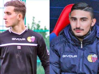 Calcio Catania, Della Valle e Noce in prestito
