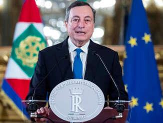 Ecco il governo Draghi e i suoi ministri