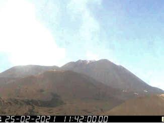Etna, quiete dopo la tempesta… di fuoco