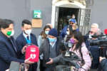 Nuovo defibrillatore in piazza Bellini a Catania