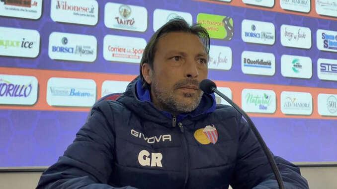 Vibonese-Catania 1-1, interviste Raffaele, Calapai e Sarao - video