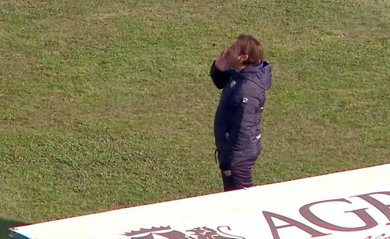 Paganese-Catania 0-0, etnei restano in dieci