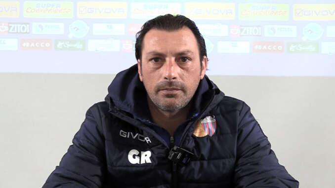Verso Catania Bari, ecco Raffaele - video