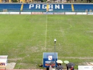 Paganese-Catania, slitta il recupero