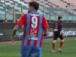 Ternana-Catania 5-1, etnei poco reattivi