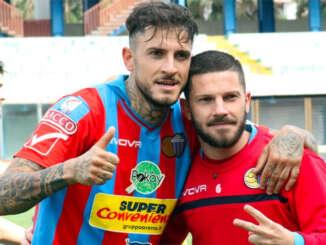 Catania-Avellino 3-1, esordio positivo per Baldini