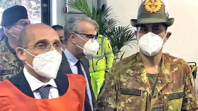 Figliuolo a Messina, vaccinazioni bene ora raddoppiare