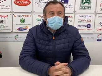 Turris-Catania 1-0, parlano Guerini e Piccolo - video