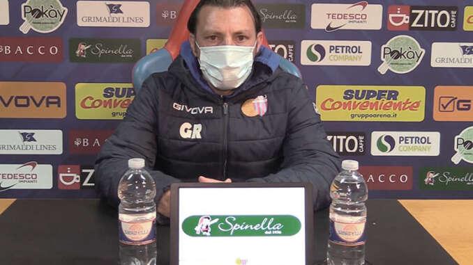 Catania-Palermo 0-1, post gara Raffaele e Russotto - video