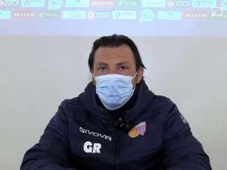 Verso Catania-Teramo, intervista Raffaele - video