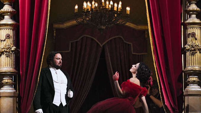 La Traviata al Bellini in prima su Classica Tv