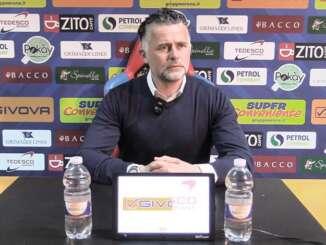 Catania-Viterbese 1-0, parlano Baldini, Martinez e Reginaldo - video