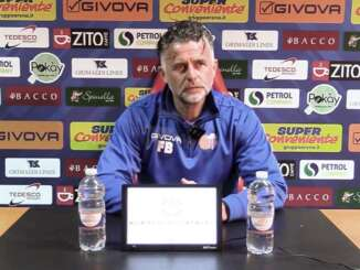 Catania-Casertana 3-0, Baldini, Reginaldo e Pinto - video