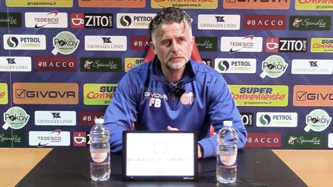 Catania-Casertana 3-0, Baldini, Reginaldo e Pinto - video