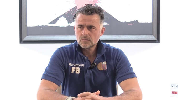 Verso Catania-Viterbese, interviene Baldini - video