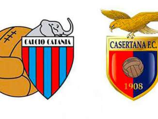 Catania-Casertana, quarto posto non impossibile