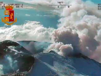 Etna, sciame sismico a bassa quota oltre 20 scosse