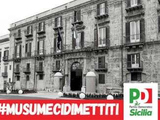 Caos sanità, Pd Sicilia chiede dimissioni Musumeci