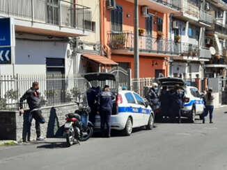 Catania, controlli anticovid viabilità e multe