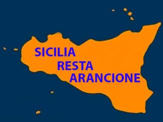 Sicilia resta arancione, attesa la conferma