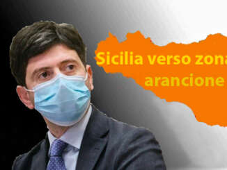 Sicilia verso conferma zona arancione