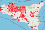 Covid in Sicilia, studio Gimbe più zone rosse