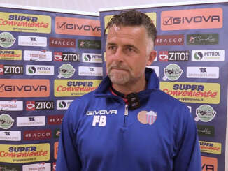 Catania-Foggia 1-3, post gara Baldini e Silvestri - video