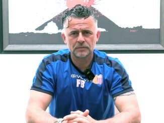 Playoff Catania-Foggia, interviene Baldini - video