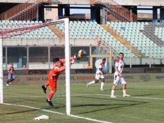Playoff Catania-Foggia 1-3, etnei spaesati nella ripresa