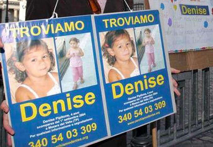 Denise Pipitone, lettera anonima al legale della famiglia