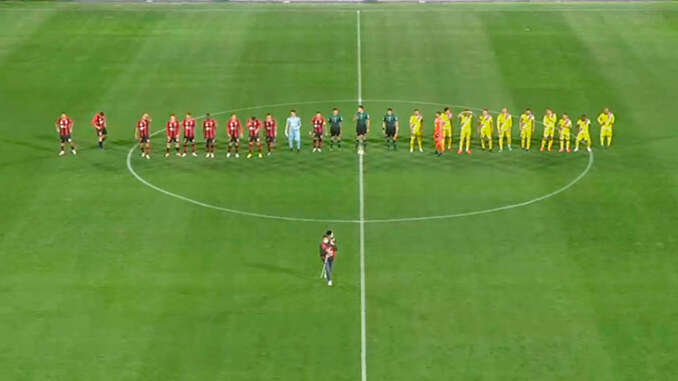 Foggia-Catania 2-2, etnei scivolano al sesto posto