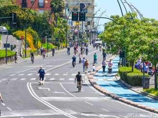 Lungomare Catania, prima domenica di chiusura al traffico