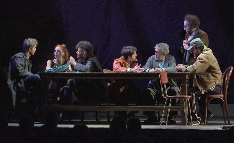 Teatro Stabile, l'utopia sociale de La nuova colonia