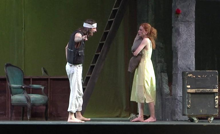 Teatro Stabile, l'utopia sociale