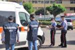 Sequestrate 3 ambulanze a Caltagirone