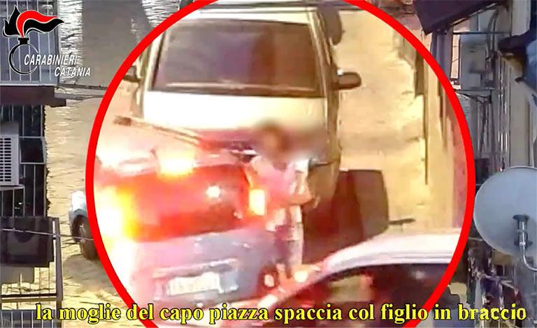Droga a Catania, annientato fortino della mala