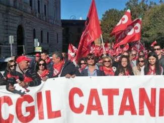 Congiunti sindaci in Acoset, esposto Cgil alla Procura