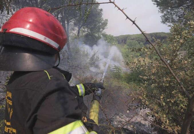 Incendi in Sicilia, Regione potenzia servizio 1515