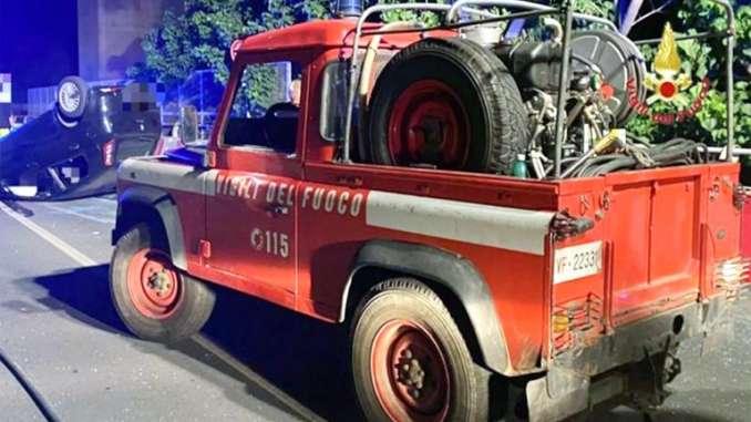 Incidente tra Taormina e Letojanni, grave Bimbo