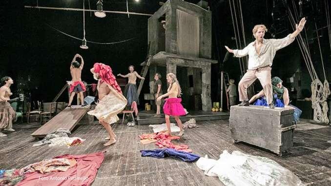 Teatro Stabile Catania, La nuova colonia di Pirandello