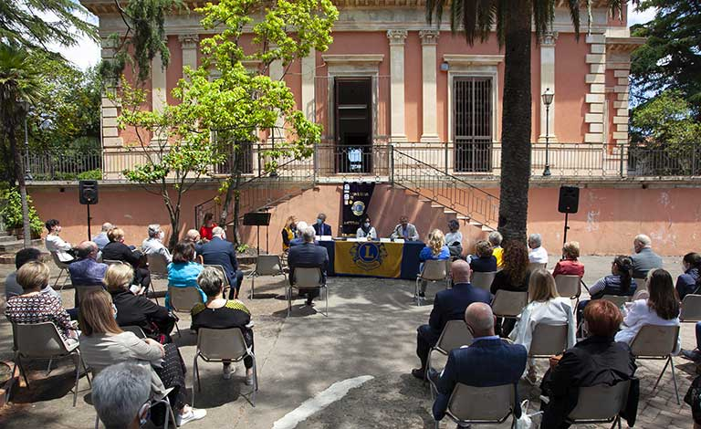 Lions Zafferana, conferenza su grani e oli antichi di Sicilia