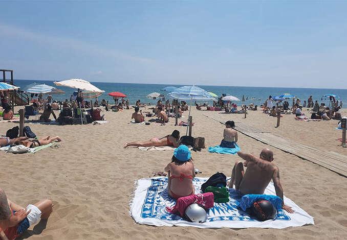 Mare della Plaia è balneabile, nota del Comune di Catania