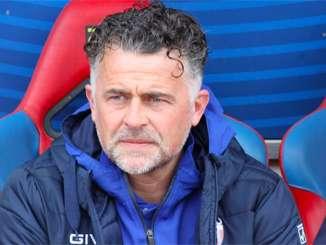 Calcio Catania, Mister Baldini riconfermato