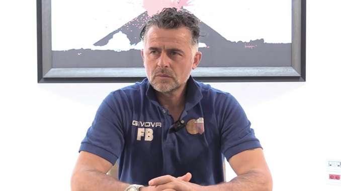 Calcio Catania, Baldini firma contratto biennale