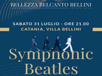 Simphonic Beatles, concerto alla Villa Bellini di Catania